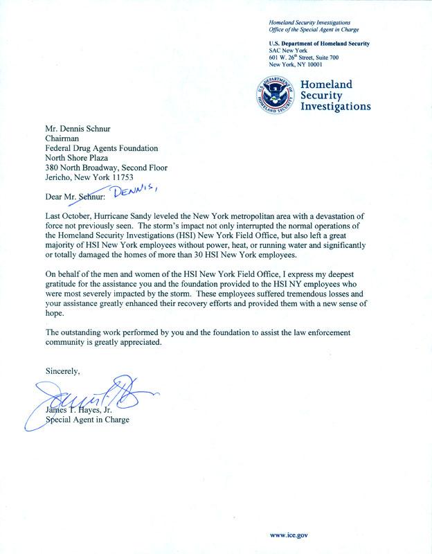 Federal Drug Agents Foundation